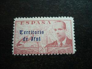 Stamps - Ifni - Scott# C41