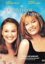 Anywhere But Here ~ Susan Sarandon Natalie Portman ~ DVD ~ FREE Shipping USA