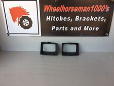 Toro Wheel Horse Headlight Bezels #109080, #109494, #109495