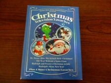 CHRISTMAS DVD SET WITH LOT OF 4 DVDS GRINCH FROSTY RUDOLPH SANTA ++ VERY NICE !