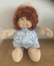 Cabbage Patch Kids Doll - Redhead - 1986
