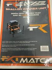 Frenzee FXT Seat Box  add-on  shallow  unit fits rive seatbox