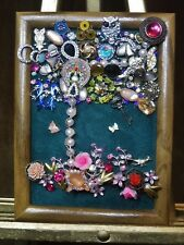 """Jewelry Art Tree of Life, """"Spring Birds"""", one of a kind piece, signed by Artist"""