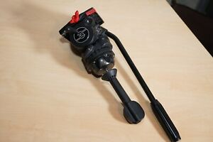 Sachtler FSB 6 Fluid Head with Pan Bar and quick release plate ***Great***