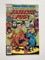 Fantastic Four #190 Dr. Doom Silver Surfer Galactus Vintage Marvel comics
