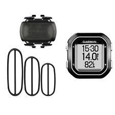 Garmin Edge 25 Compact Bike Cycling Computer GPS Speed & Cadence Sensors Bundle