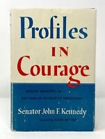 John F Kennedy (JFK) - Profiles in Courage - 1st 1st - First STATED - PULITZER
