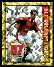 Merlin Premier League Kick Off 1997-1998 Gary Neville (Manchester United) No. 85