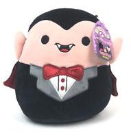 "Squishmallows Plush Halloween 2020 Dracula Vlad Vampire 8"" Kellytoy NEW"