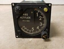 Sperry RA-100 Radar Altimeter Indicator P/N: 4021690-901