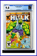 Incredible Hulk #397 CGC Graded 9.8 Marvel September 1993 White Pages Comic Book