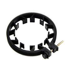 Adjustable Gear Ring For Follow Belt Focus 65~75mm For DSLR Lens Mod 0.8