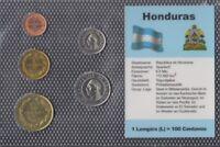 Honduras Stgl./unzirkuliert Kursmünzen 1991-1996 1 (9146536