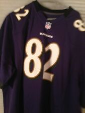 TORREY SMITH GAME JERSEY BRAND NEW RAVENS #82 ALL SIZES AVAILABLE SMALL THRUXXLG