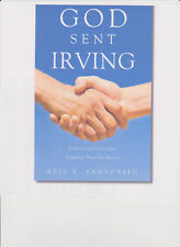 GOD SENT IRVING BY NEIL SANTOSSIO AUTOGRAPHED FOR YOU