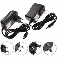 DC 5/6/9/12V to1/2/3A AC Adapter Charger Power Supply for LED Strip Light EU/US