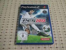 Pes 2013 Pro Evolution Soccer para PlayStation 2 ps2 PS 2 * embalaje original *