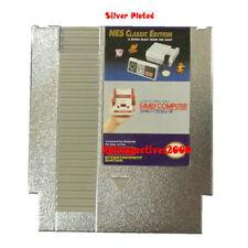 163 in 1 Nintendo Super Mario Super Game Cartridge NES Classic 72P PAL NTSC