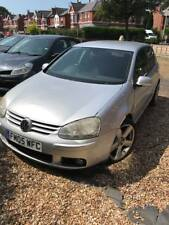 2005 VW GOLF GT TDI SPORT MK5 SILVER 5 DOOR 6 SPEED P/X BARGAIN CHEAP