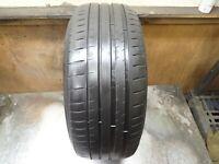 1 225 40 19 93Y Michelin Pilot Sport 4S Tire 5.5/32 No Repairs 4017