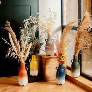 Sass & Belle Mojave Glaze Large Vase Stoneware