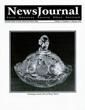 Early American Pattern Glass Society NewsJournal 3-1