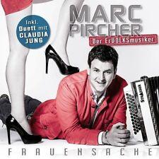 MARC PIRCHER - FRAUENSACHE  CD NEU