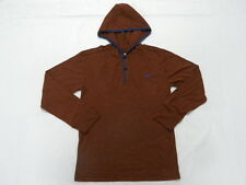 Quiksilver Boys Wine Hoodie Pullover Sweatshirt Jacket Long Sleeve Sz Medium 12