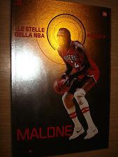 LIBRO BOOK N° 38  MOSES MALONE LE STELLE DELLA NBA AI RAGGI X  PHILADELPHIA