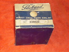 1938-9 Packard  SIX  Piston Ring Set. .020