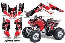 ATV Graphic Kit Quad Decal Wrap For Honda Sportrax TRX300EX 2007-2012 STSTAR RED