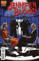 Garth Ennis' Jennifer Blood #26 Comic Book 2013 - Dynamite