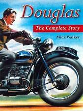 Douglas: The Complete Story (Crowood Motoclassics), Walker, Mick, New Book