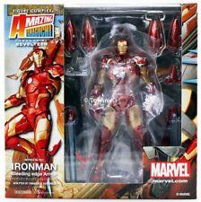 Amazing Yamaguchi Revoltech Figure Complex Iron Man Bleeding Edge Armor No. 013