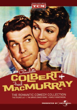 (VG) Claudette Colbert & Fred Macmurray: Romantic Comedy (2012) (DVD)
