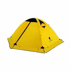 GEERTOP Backpacking Tent for 2 Person 4 Season Camping Tent Double Layer Wate...