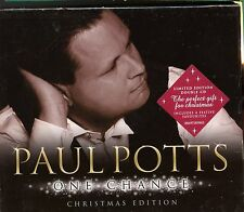 Paul Potts / One Chance - Christmas Edition - 2CD - MINT