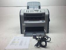 HP LaserJet M1319F Multifunction Printer w/Toner CB536A 38k PC NO Handset Tested