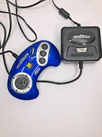 Sega Genesis 16 Bit 6 Arcade Game Legends Power Radica Joystick plug And Play
