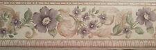 Brewster  Wallcovering  Floral  Wallpaper Border #1