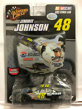 2007 Jimmie Johnson Kobalt ATLANTA Race Win 1:64 WC Winners Circle