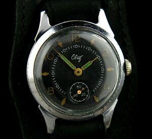 1960's SVET RAKETA PCHZ 2603 16 Jewels Vintage Soviet Mechanical Wristwatch USSR