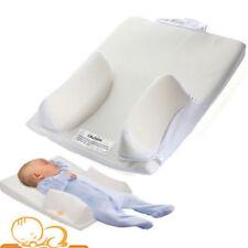Baby Sleep Positioner Infant Newborn Anti Roll Pillow Prevent Flat Head Cushion