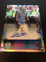Kenny Clark  Packers  2016  Prestige Xtra Points Red Rookie Auto  #KCL