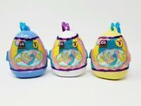 Cutie Beans SNUGGLIES Series 3 Set of 3 Blind Mystery Capsules Random NEW SEALED