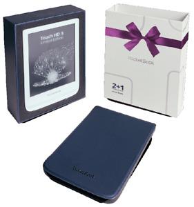 Pocketbook Touch HD 3 Limited Edition White Weiß Neu OVP Blitzversand mit DHL