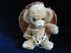 """6"""" Merrythought Earth Angel Mohair Cheeky Bear Limited #1 of Edition RARE"""