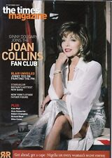 JOAN COLLINS - British Magazine THE TIMES October 2001 C#14