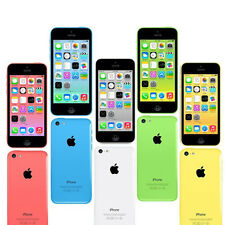 APPLE IPHONE 5C 8GB 16GB 32GB FACTORY UNLOCKED SIM FREE UK SELLER EXCELLENT