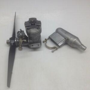 Enya 15 IV RC Model Airplane Engine with Muffler